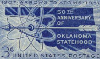 Oklahoma stamp 2