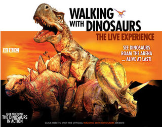 Walkingthedinosaurs