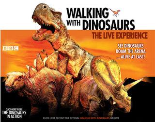 Walkingthedinosaurs