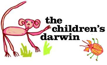 The children's darwin logo 5