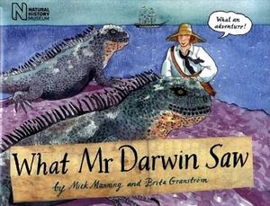 Darwin what mr darwin saw